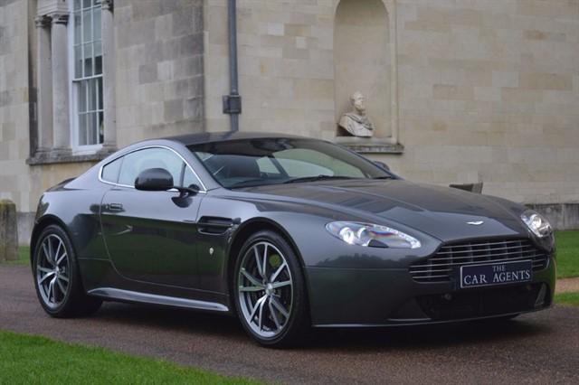 used Aston Martin Vantage S V8 in hitchin-hertfordshire