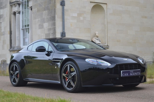 used Aston Martin Vantage S V8 in hitchin-hertfordshire