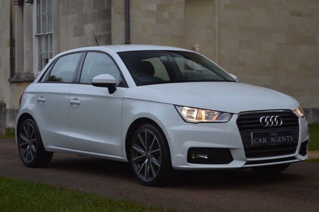 used Audi A1 SPORTBACK TFSI SPORT in hitchin-hertfordshire