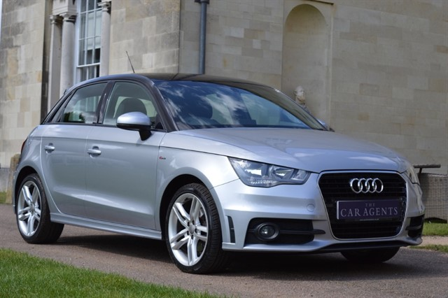 used Audi A1 SPORTBACK TFSI S LINE in hitchin-hertfordshire