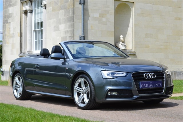 used Audi A5 TDI S LINE SPECIAL EDITION in hitchin-hertfordshire