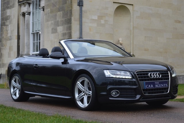 used Audi A5 TDI S LINE in hitchin-hertfordshire