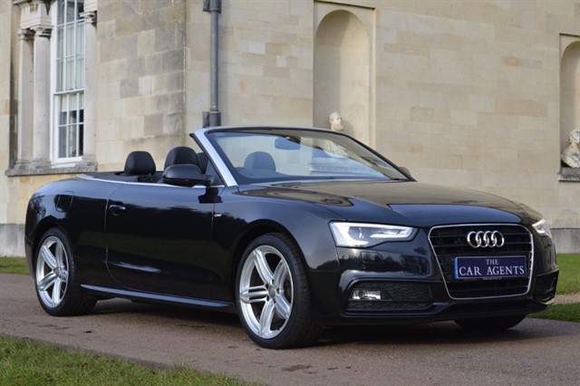 used Audi A5 TFSI S LINE SPECIAL EDITION in hitchin-hertfordshire