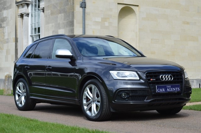 used Audi Q5 SQ5 TDI QUATTRO in hitchin-hertfordshire