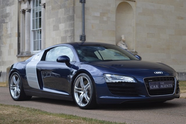 used Audi R8 4.2 V8 in hitchin-hertfordshire