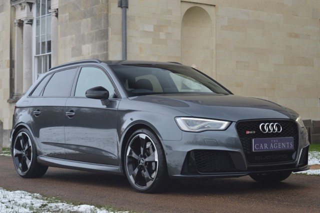used Audi RS3 SPORTBACK QUATTRO NAV in hitchin-hertfordshire