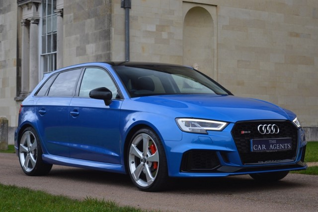 used Audi RS3 TFSI QUATTRO in hitchin-hertfordshire