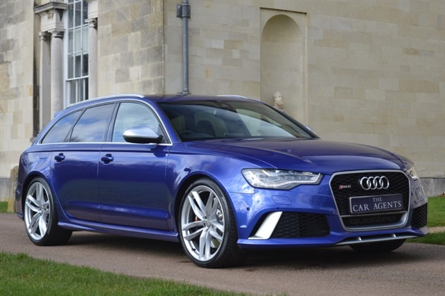 used Audi RS6 AVANT TFSI V8 QUATTRO in hitchin-hertfordshire