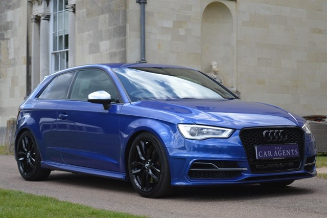 used Audi S3 QUATTRO in hitchin-hertfordshire
