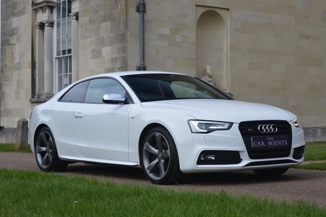 used Audi S5 TFSI QUATTRO S LINE BLACK EDITION in hitchin-hertfordshire