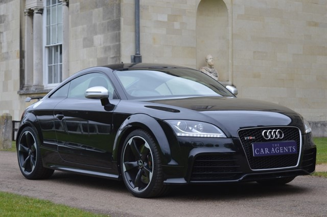 used Audi TT RS TFSI QUATTRO in hitchin-hertfordshire