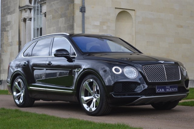 used Bentley Bentayga 6.0 W12 in hitchin-hertfordshire