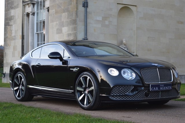 used Bentley Continental GT 4.0 V8 S Mulliner Pack in hitchin-hertfordshire