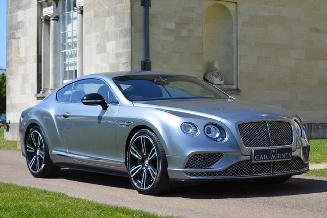 used Bentley Continental GT V8 S Mulliner Driving Pack in hitchin-hertfordshire