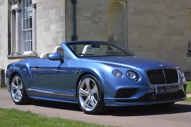used Bentley Continental GT SPEED in hitchin-hertfordshire