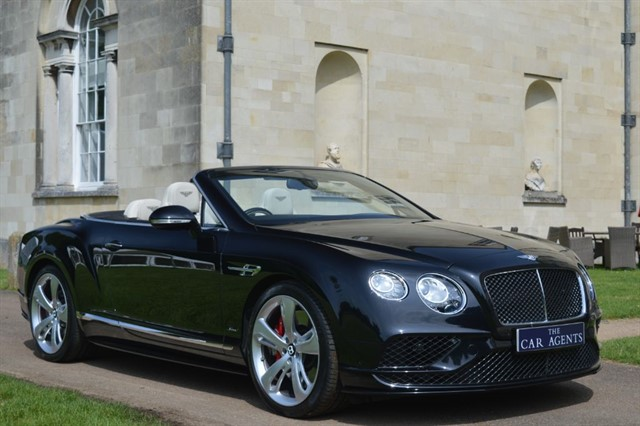 used Bentley Continental GTC SPEED in hitchin-hertfordshire