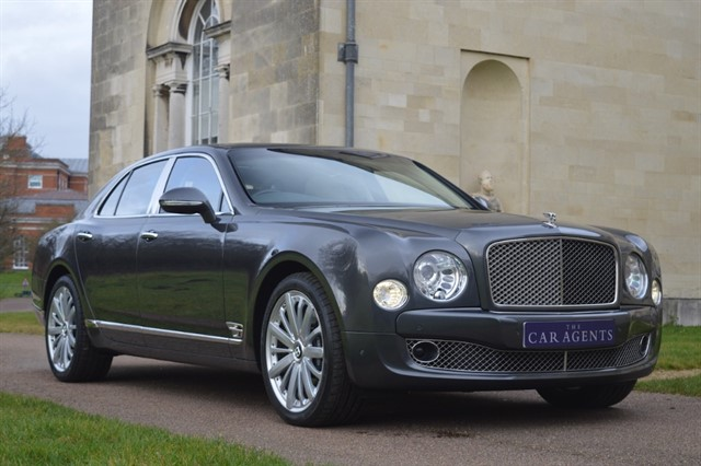 used Bentley Mulsanne V8 Mulliner Pack - Click & Collect or Home Delivery in hitchin-hertfordshire