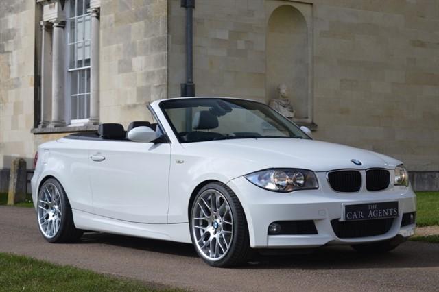 used BMW 125i M SPORT in hitchin-hertfordshire