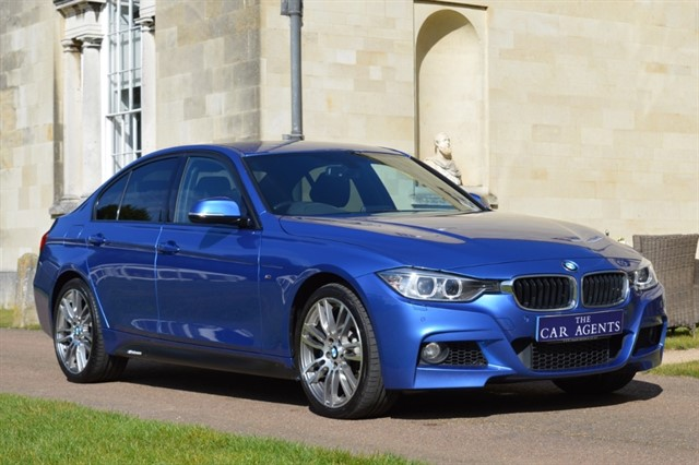used BMW 335d M SPORT xDrive in hitchin-hertfordshire