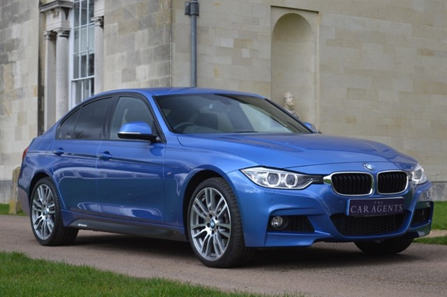 used BMW 335d M SPORT xDrive -FREE NATIONWIDE DELIVERY in hitchin-hertfordshire