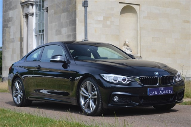 used BMW 428i M SPORT in hitchin-hertfordshire