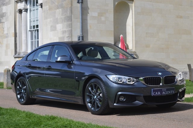 used BMW 440i M SPORT GRAN COUPE in hitchin-hertfordshire