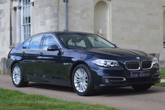 used BMW 530d LUXURY in hitchin-hertfordshire