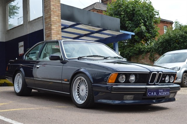 used BMW 635 CSI Highline in hitchin-hertfordshire