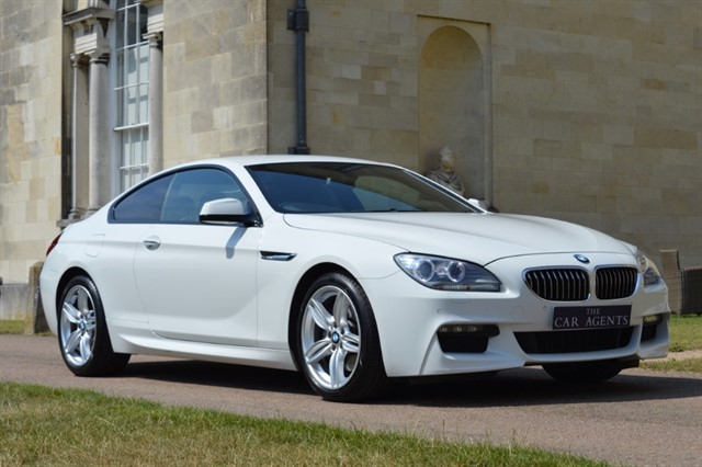 used BMW 640d M SPORT in hitchin-hertfordshire