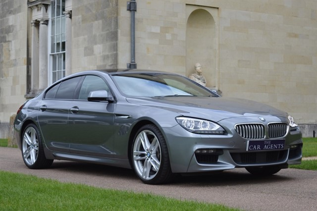 used BMW 650i M SPORT GRAN COUPE in hitchin-hertfordshire