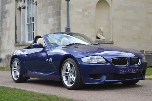 used BMW M Roadster Z4 in hitchin-hertfordshire