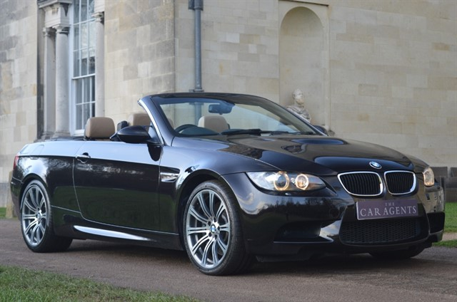 used BMW M3 4.0 V8 DCT Convertible in hitchin-hertfordshire
