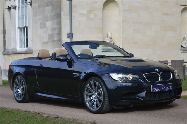 used BMW M3 V8 4.0 DCT in hitchin-hertfordshire