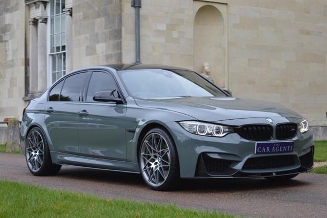 used BMW M3 COMPETITION PACKAGE in hitchin-hertfordshire