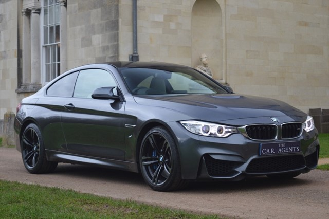 used BMW M4 DCT Coupe in hitchin-hertfordshire