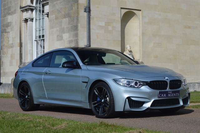 used BMW M4 3.0 DCT in hitchin-hertfordshire