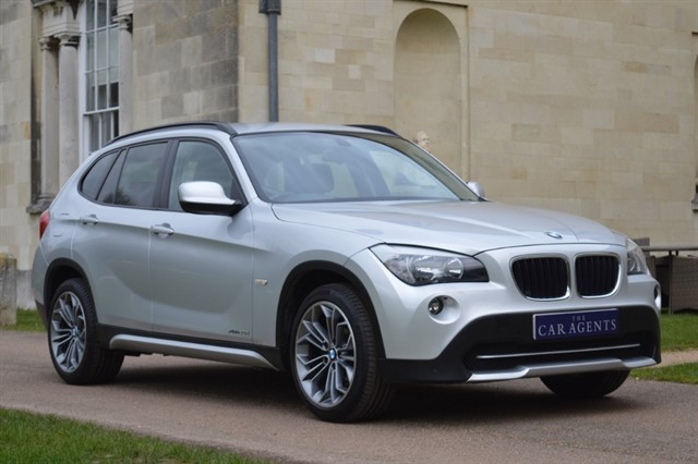 used BMW X1 XDRIVE20D SE in hitchin-hertfordshire
