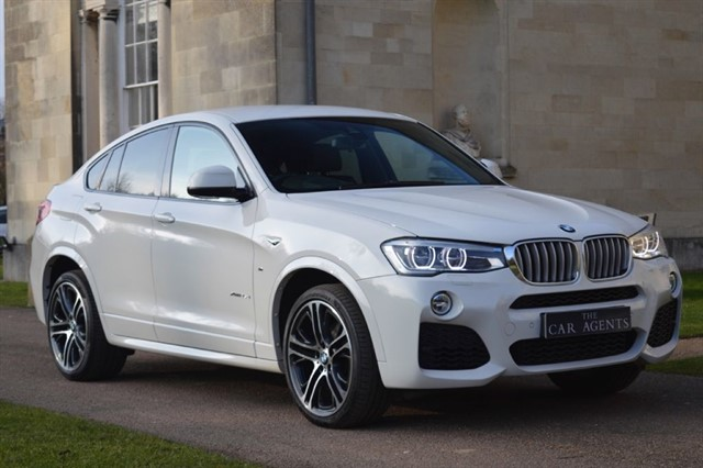 used BMW X4  XDRIVE35D M SPORT in hitchin-hertfordshire