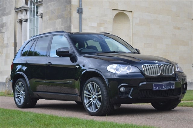 used BMW X5 XDRIVE40D M SPORT in hitchin-hertfordshire