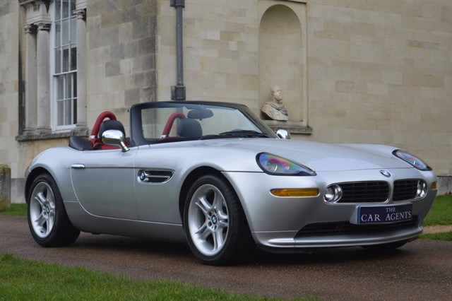 used BMW Z8 5.0 V8 Roadster in hitchin-hertfordshire