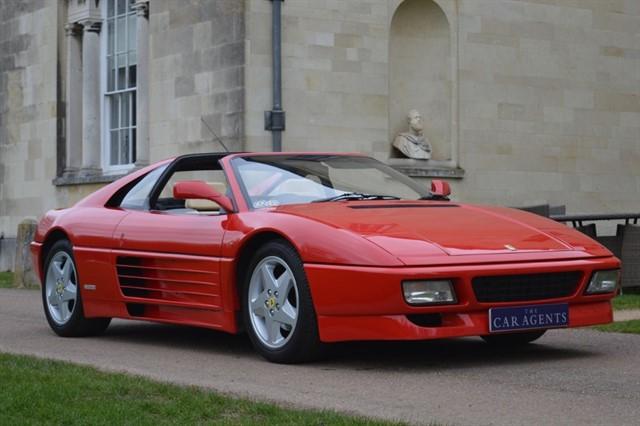 used Ferrari 348 TS Targa in hitchin-hertfordshire