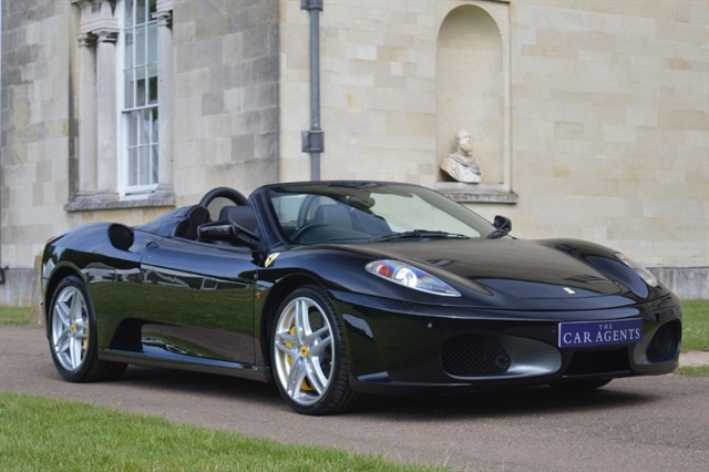 used Ferrari F430 F1 Spider in hitchin-hertfordshire