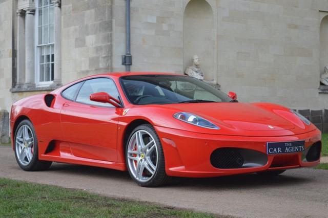 used Ferrari F430 F1 in hitchin-hertfordshire