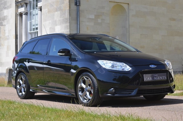 used Ford Focus ST-3 Estate in hitchin-hertfordshire