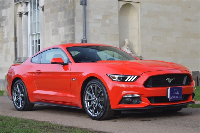 used Ford Mustang 5.0 V8 Left Hand Drive in hitchin-hertfordshire