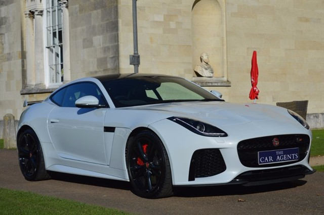 used Jaguar F-Type V8 5.0 SVR in hitchin-hertfordshire
