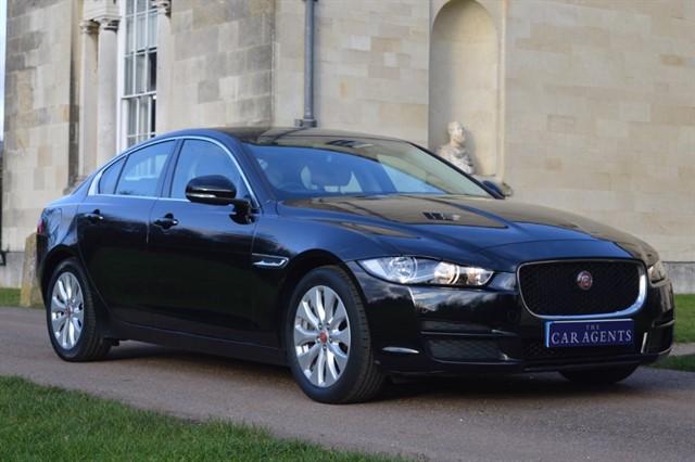 used Jaguar XE Delivered to Barry of Aldershot in hitchin-hertfordshire