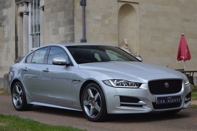 used Jaguar XE R-SPORT in hitchin-hertfordshire