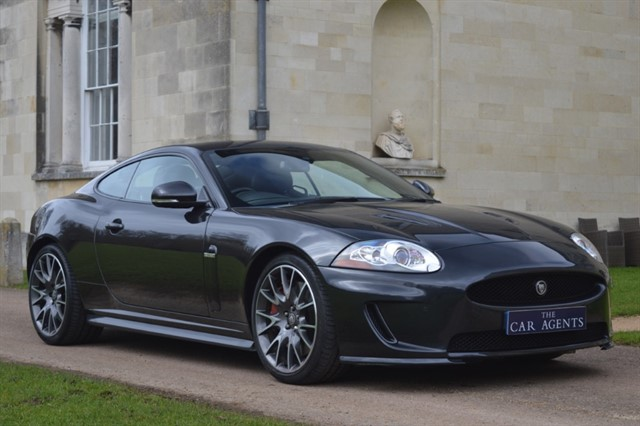 used Jaguar XK XKR 75th Special Edition 1 of only 20 in hitchin-hertfordshire