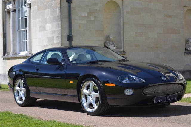 used Jaguar XKR 4.2 Supercharged in hitchin-hertfordshire
